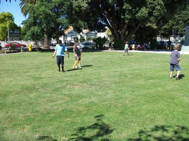 Nelson Park, Napier